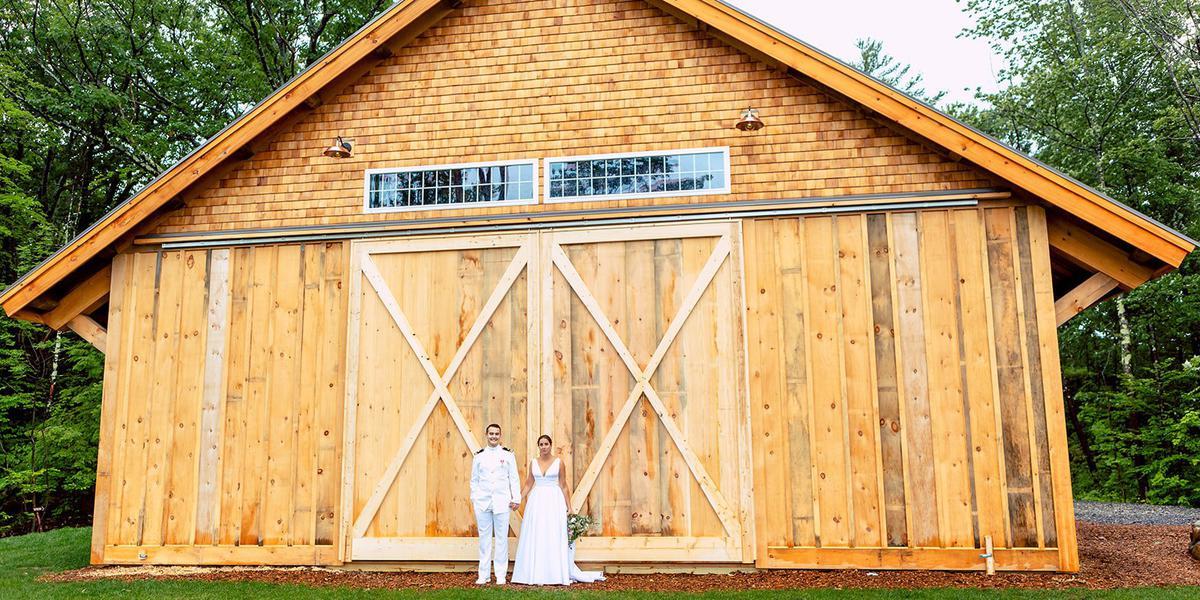 Timber Hill Farm wedding Merrimack