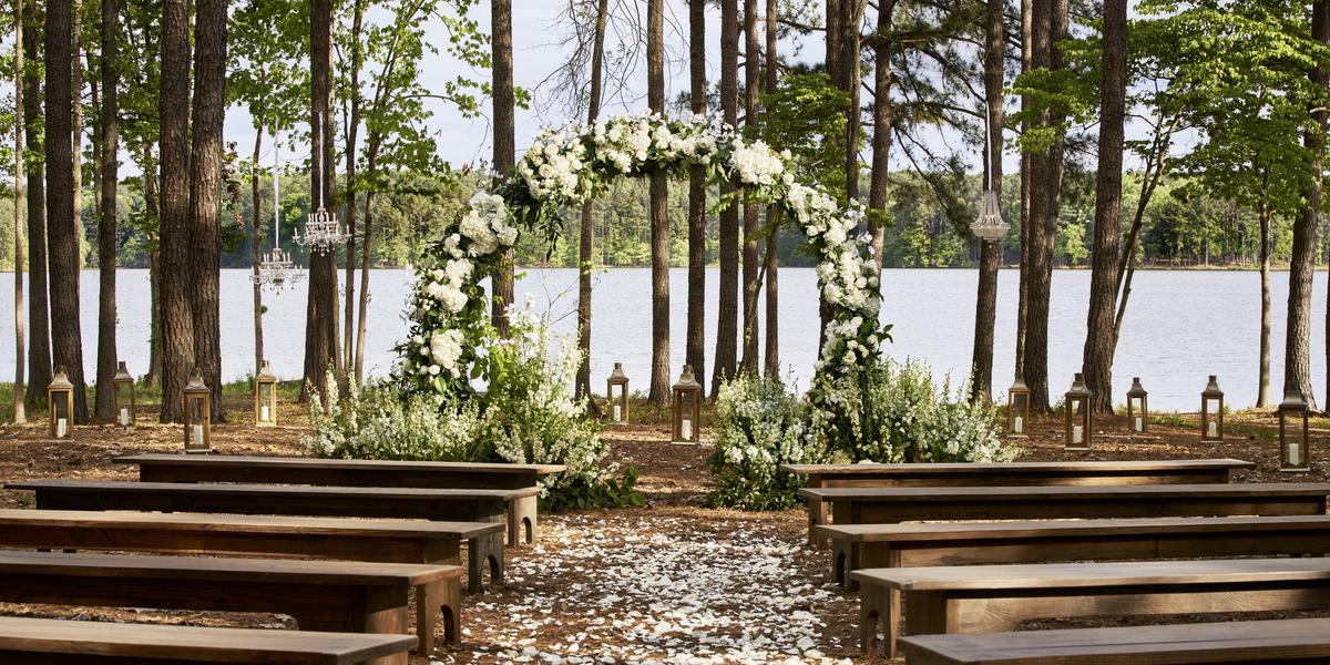 The Ritz-Carlton Reynolds, Lake Oconee wedding Atlanta