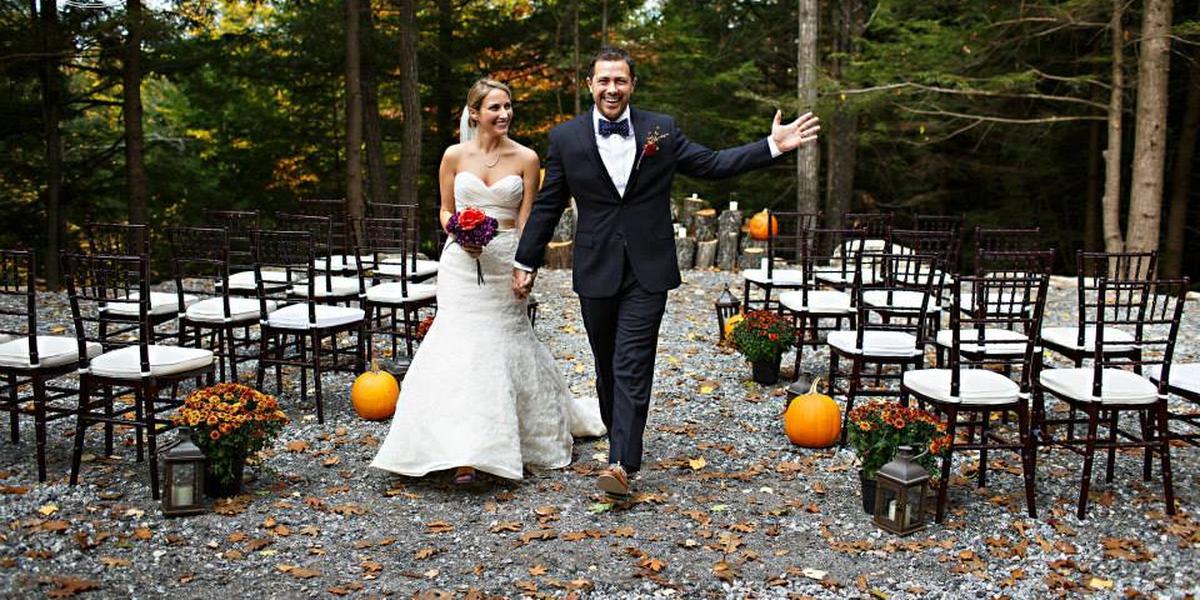 Granite Ridge Estate & Barn wedding Maine