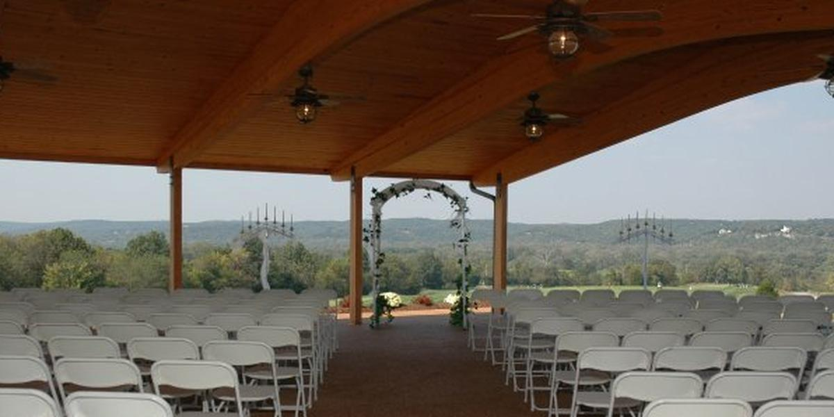 Pevely Farms Golf Club wedding St. Louis
