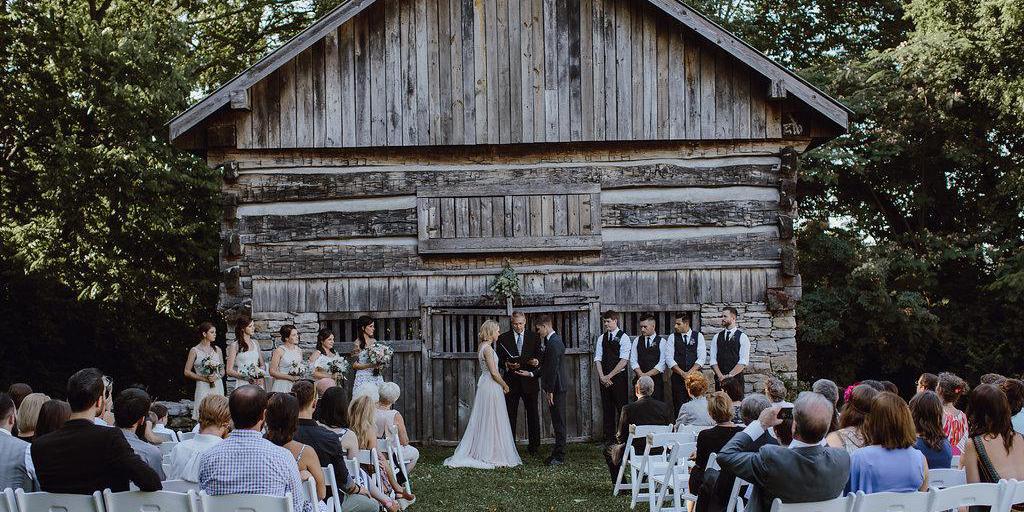 Cool Springs House wedding Nashville
