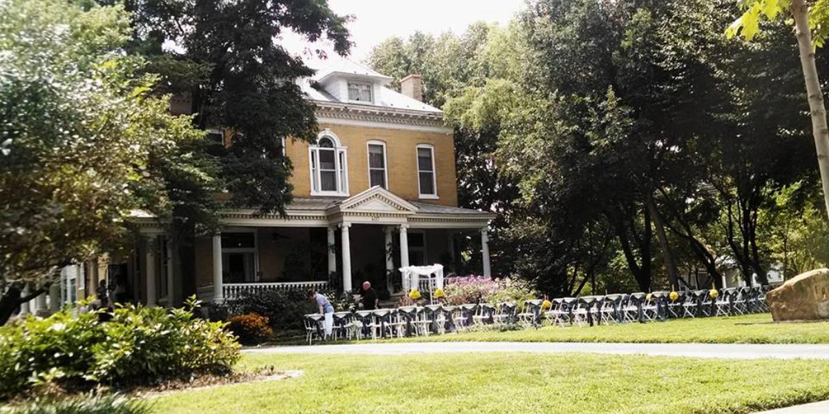 Beall Mansion An Elegant Bed & Breakfast Inn wedding Southern Illinois