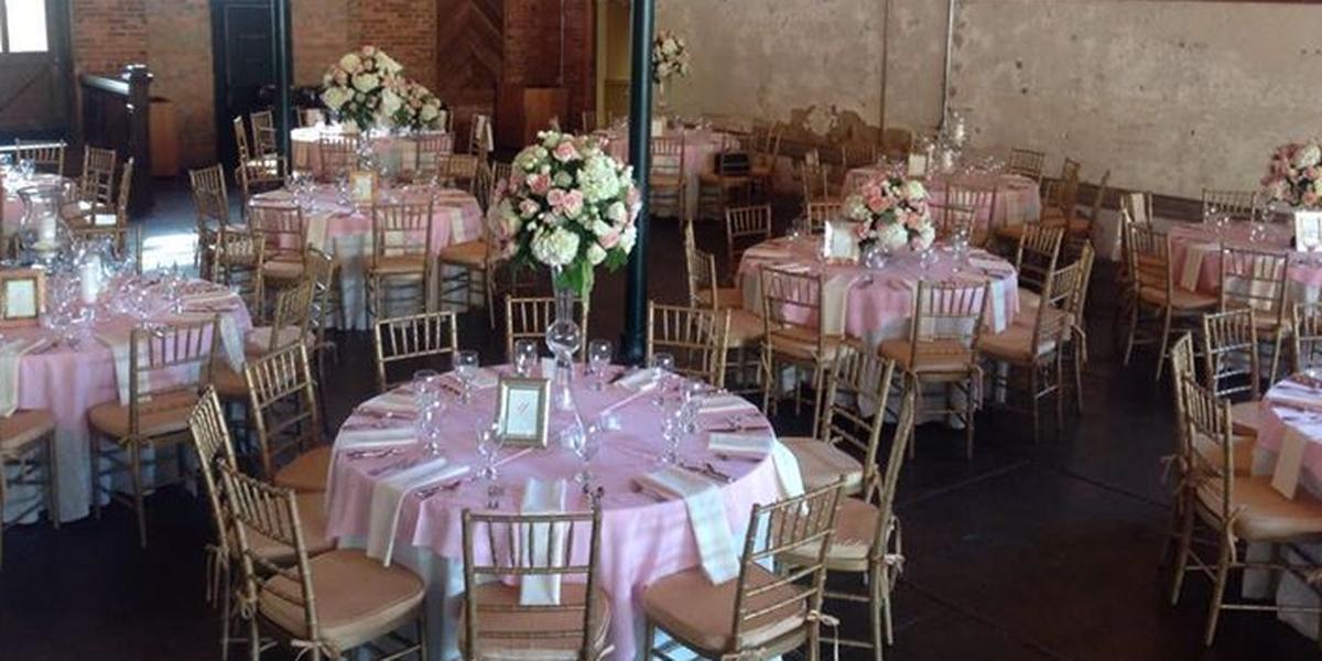 The Bleckley Inn wedding Greenville