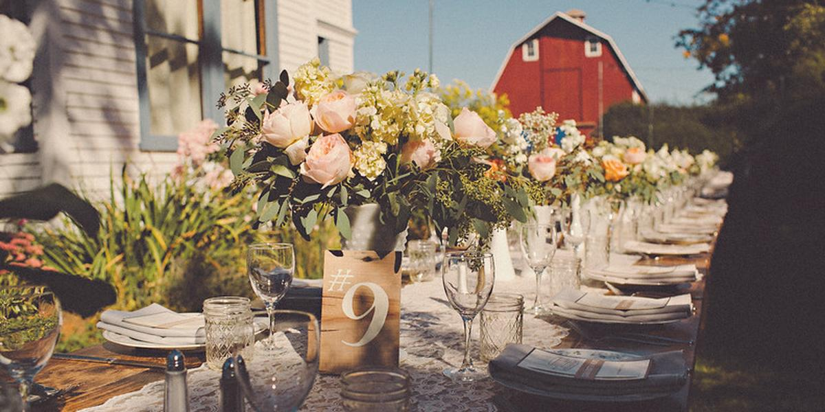Jenne Farm With Whidbey Island Weddings wedding Everett