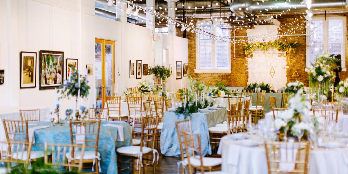 The Emporium wedding Knoxville