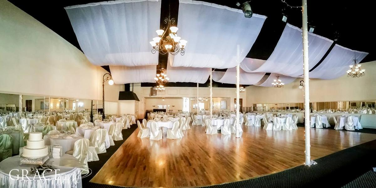 Grace Hall wedding Greenville
