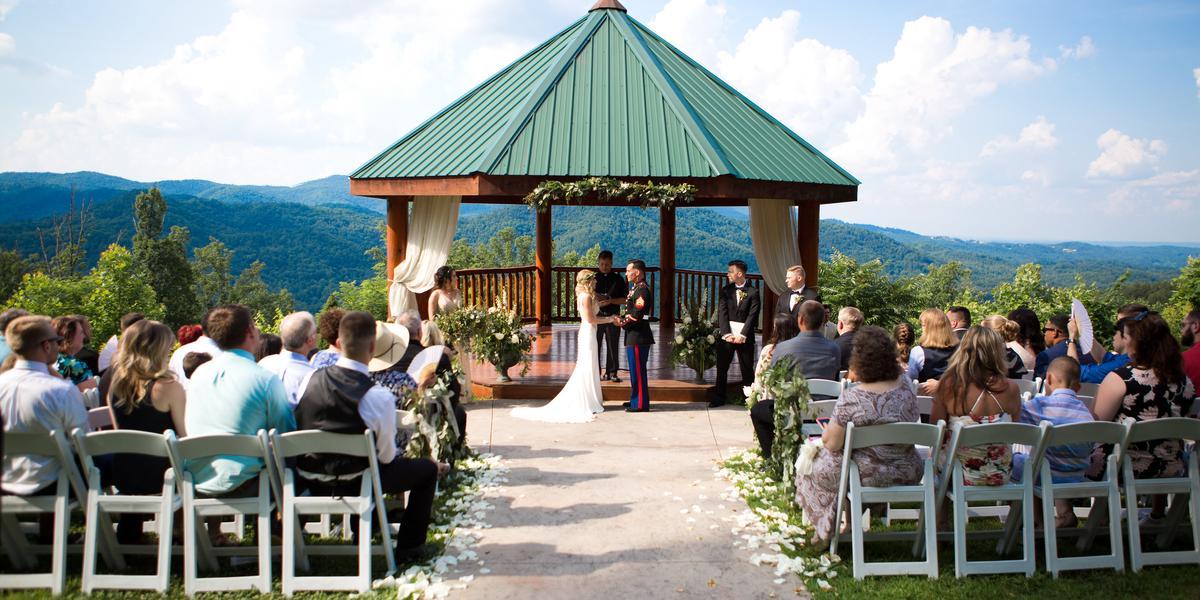 The Lodge at Brothers Cove wedding Gatlinburg