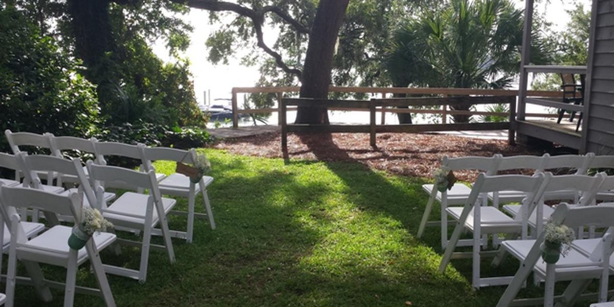 The Gallery wedding Hilton Head