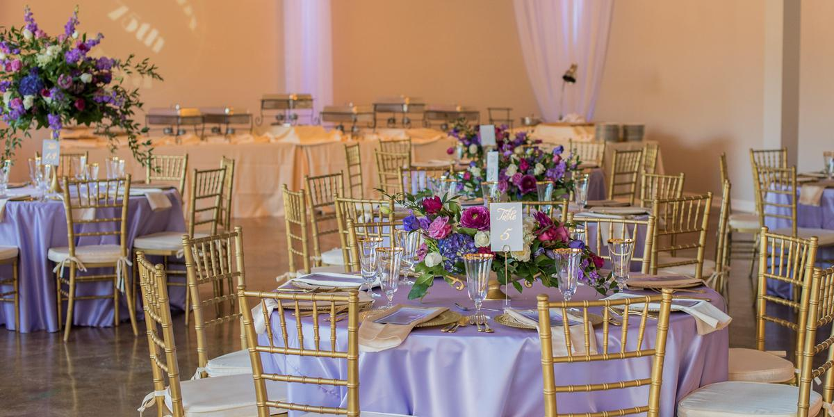 Events at Sapphire Creek wedding Greenville