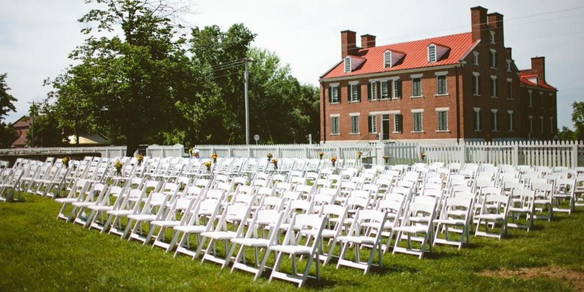 South Union Shaker Village wedding Bowling Green