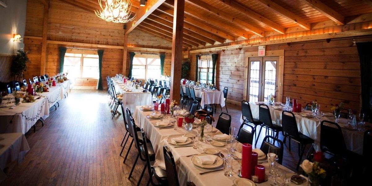 The Cliffview Lodge wedding Lexington