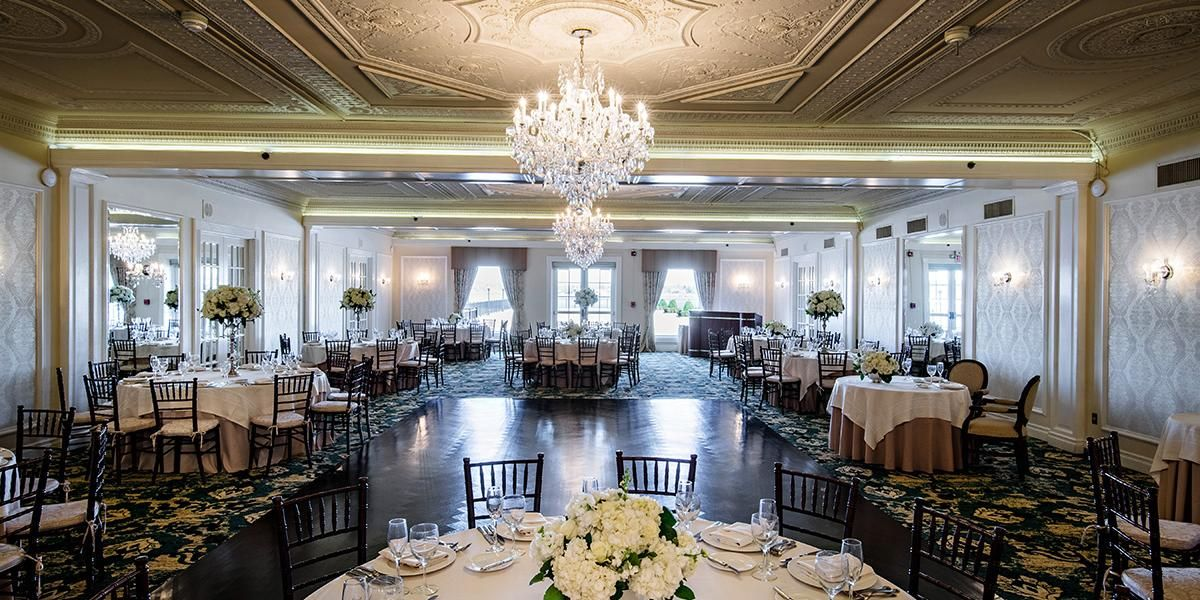 Molly Pitcher Inn wedding Jersey Shore