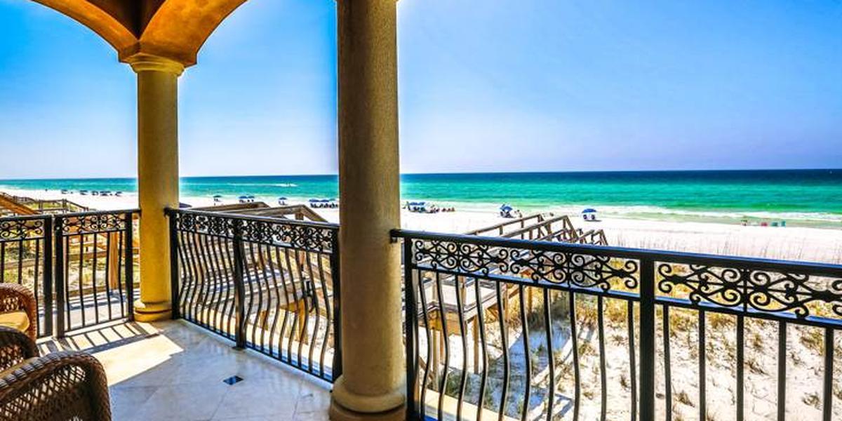 Five Star Gulf Rental: Casa de Cielo wedding Miami