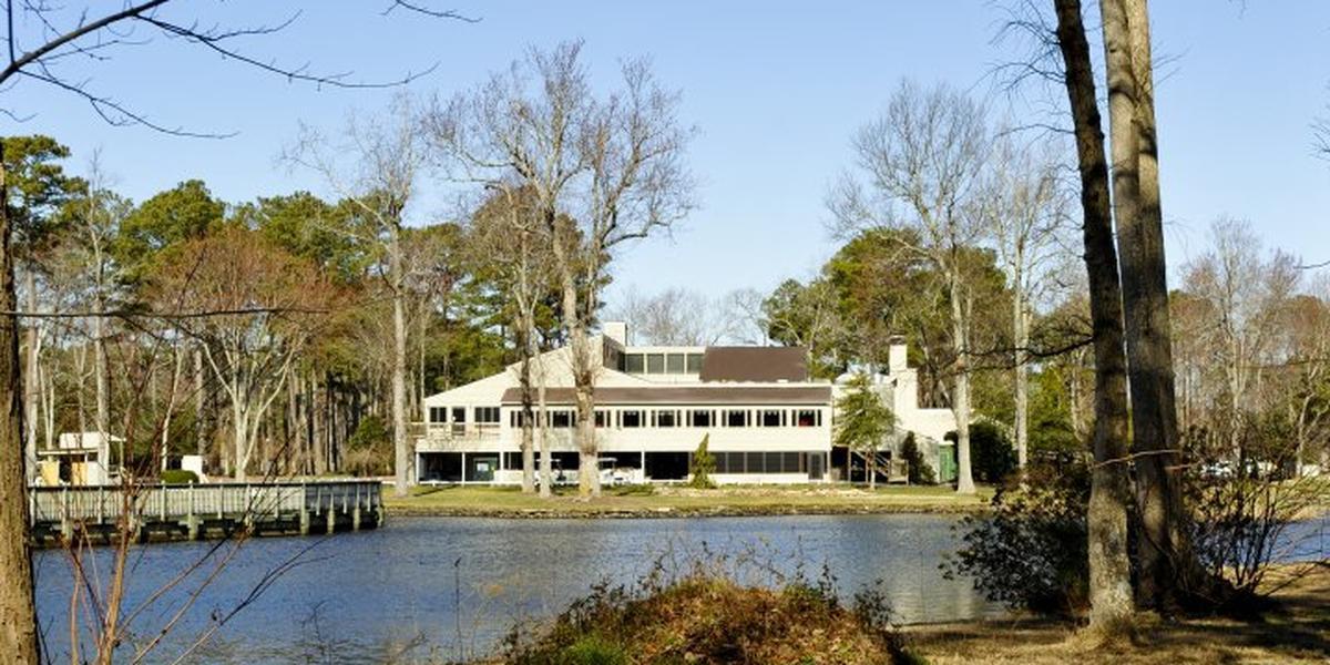 The Ocean Pines Country Club wedding Eastern Shore/Chesapeake Bay