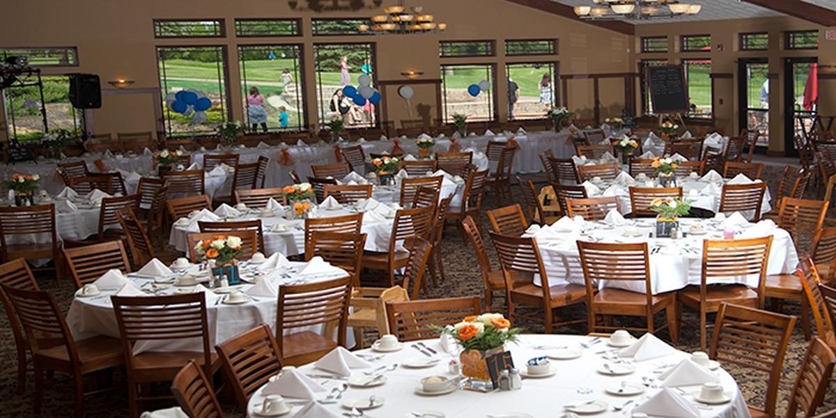 Evergreen Country Club wedding Milwaukee
