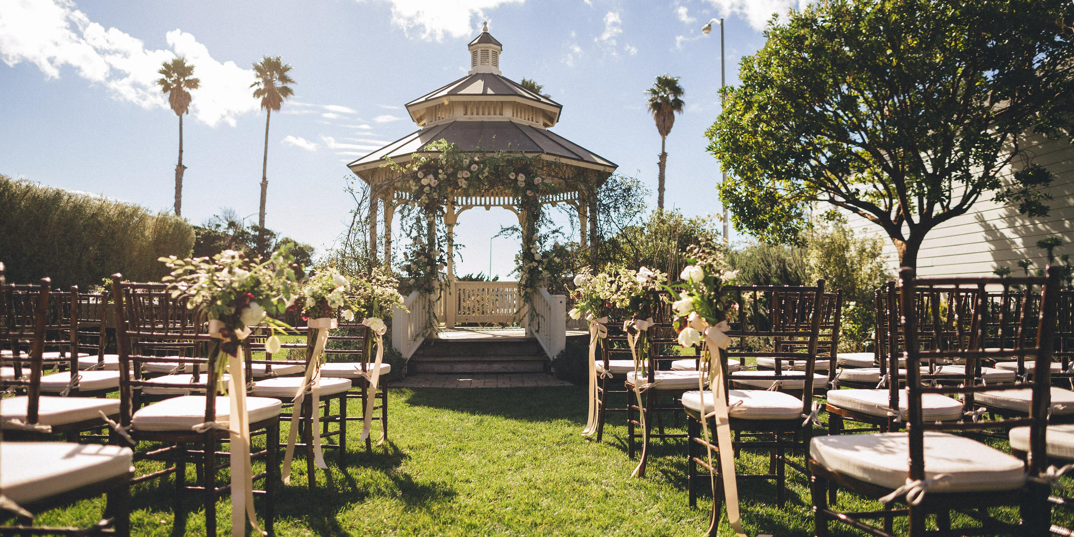 Cass House Cayucos wedding Central Coast