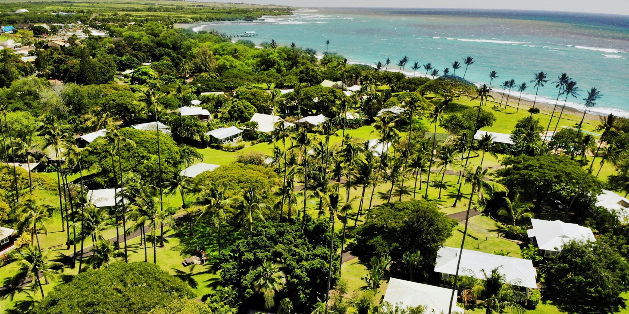 Waimea Plantation Cottages wedding Kauai