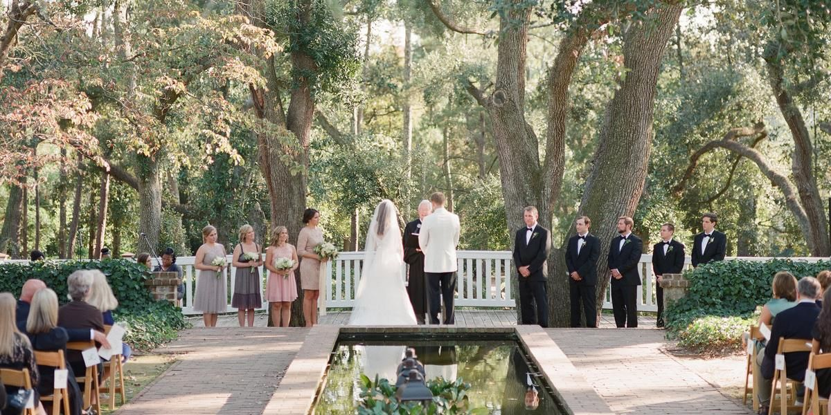 Hopelands Gardens wedding Columbia