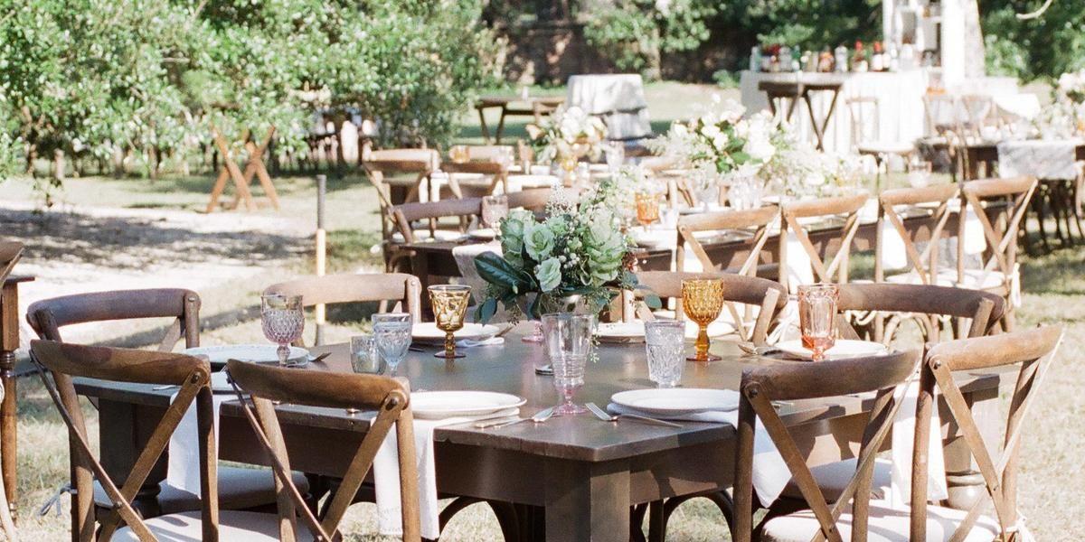 The Rye Patch wedding Columbia