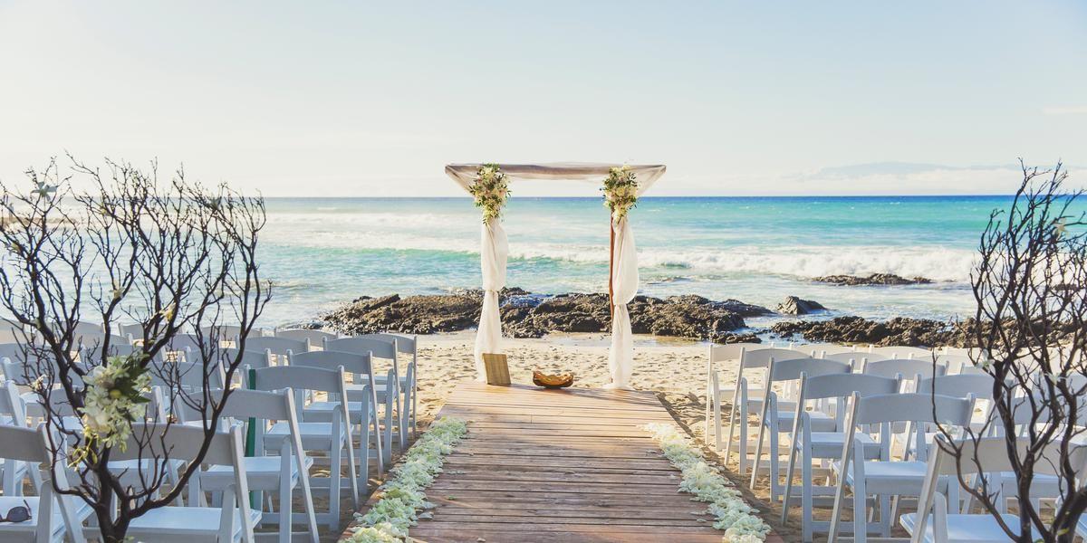 The Fairmont Orchid, Hawaii wedding Hawaii (Big Island)