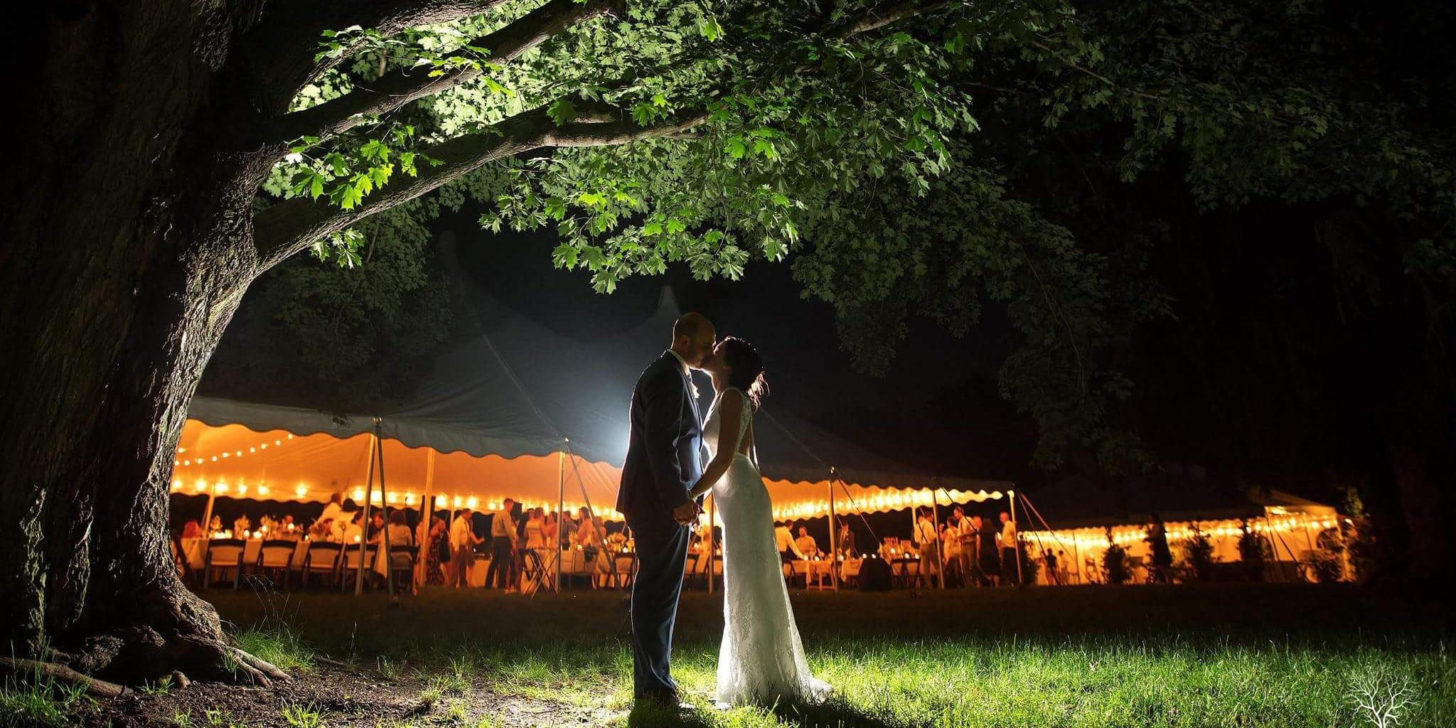 Beech Tree Cottages wedding New Haven