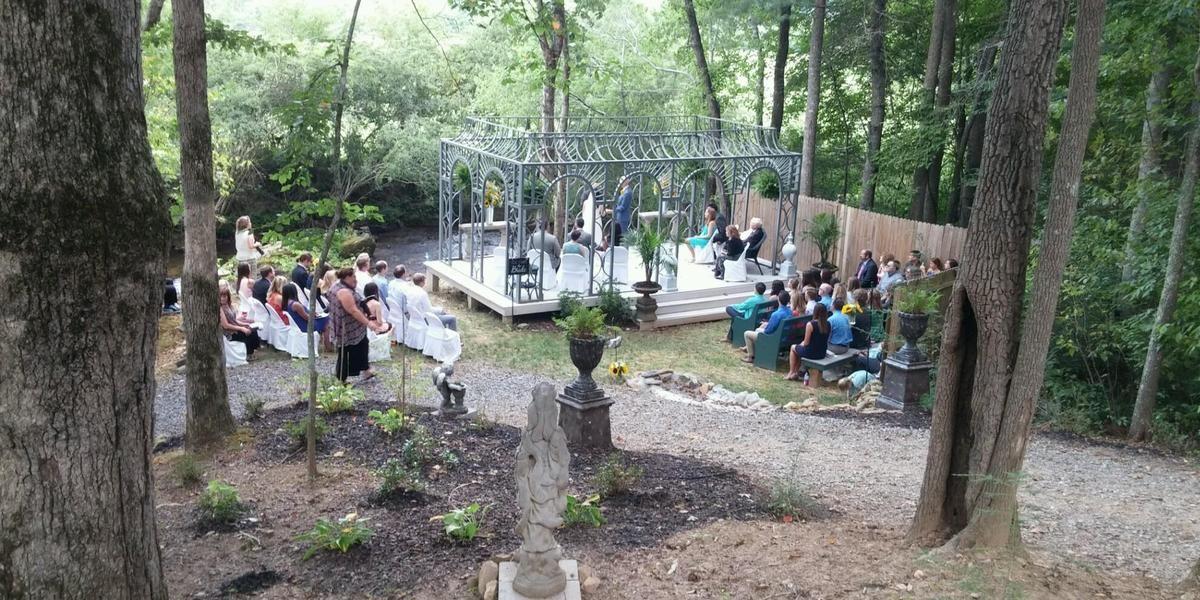 Hemlock Ridge Vintage Mountain Weddings, LLC wedding Atlanta