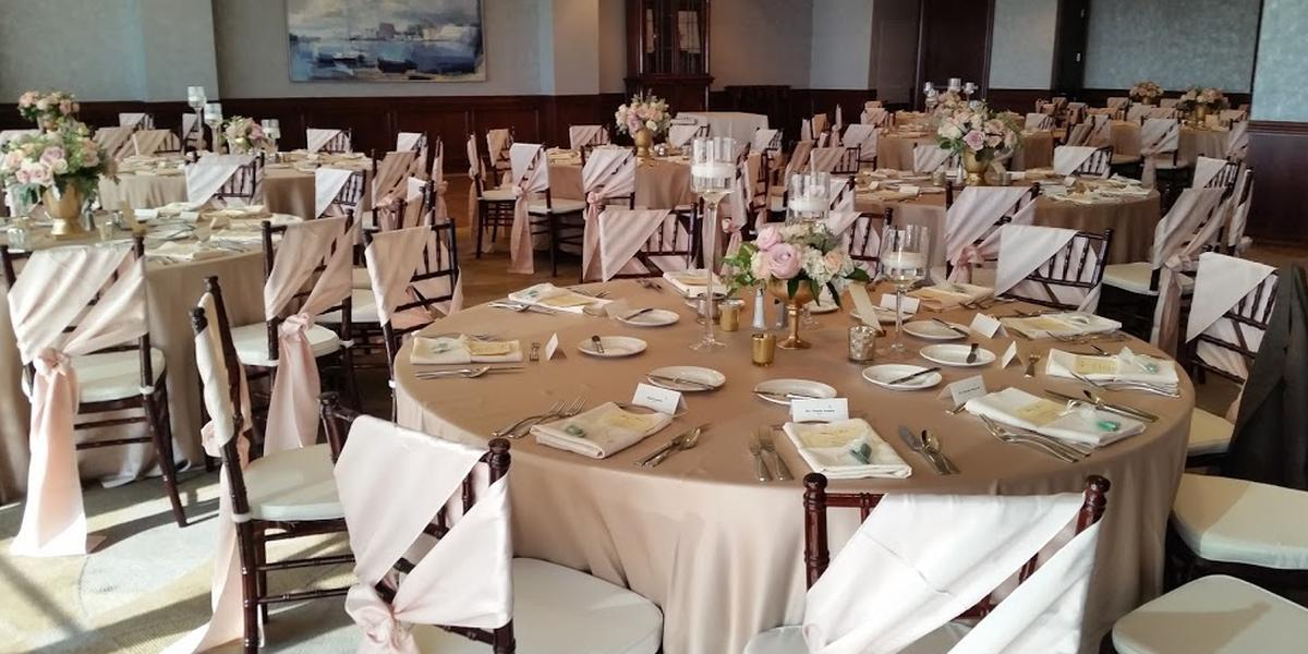 Town Point Club wedding Virginia Beach