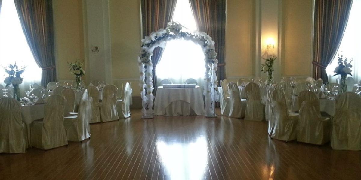 Garden Vista Ballroom wedding North Jersey
