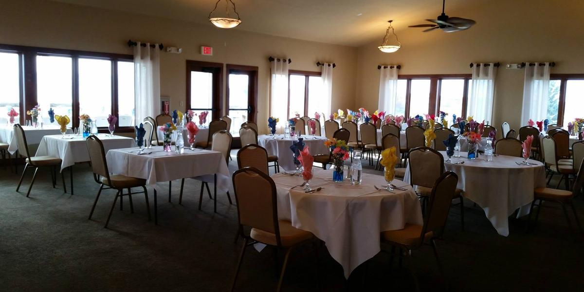 Falcon Lakes Golf Club wedding Kansas City