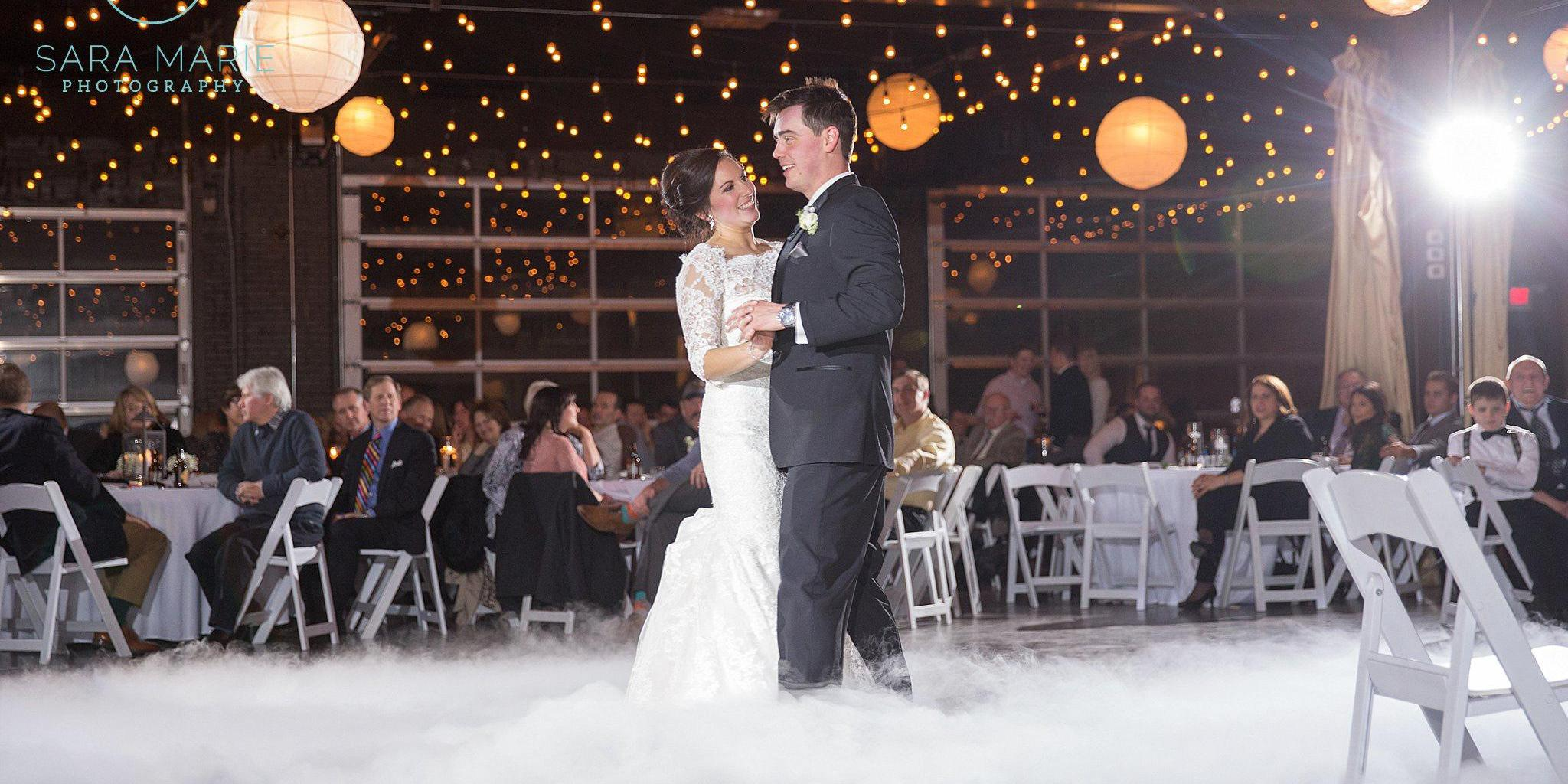 28 Event Space wedding Kansas City
