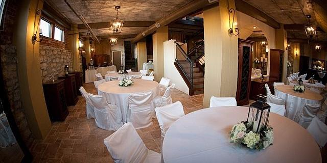 Cellar 222 wedding Kansas City