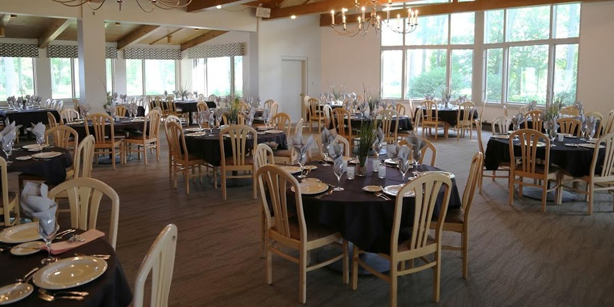 The Golf Course at Branch River wedding Green Bay