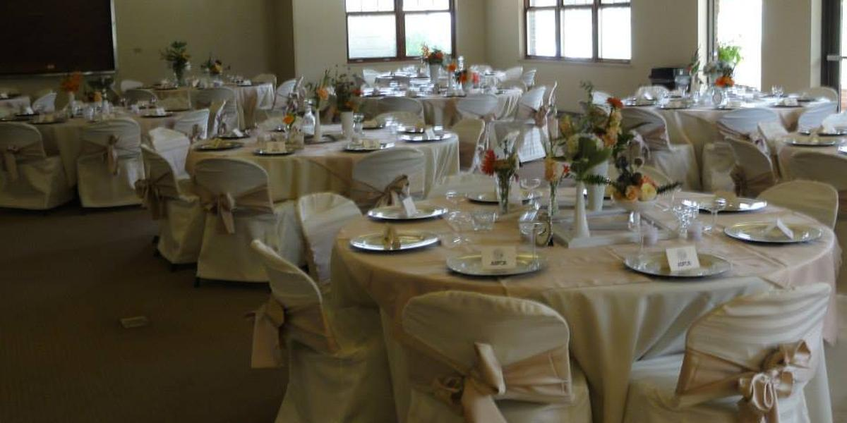 Waunakee Village Center wedding Madison