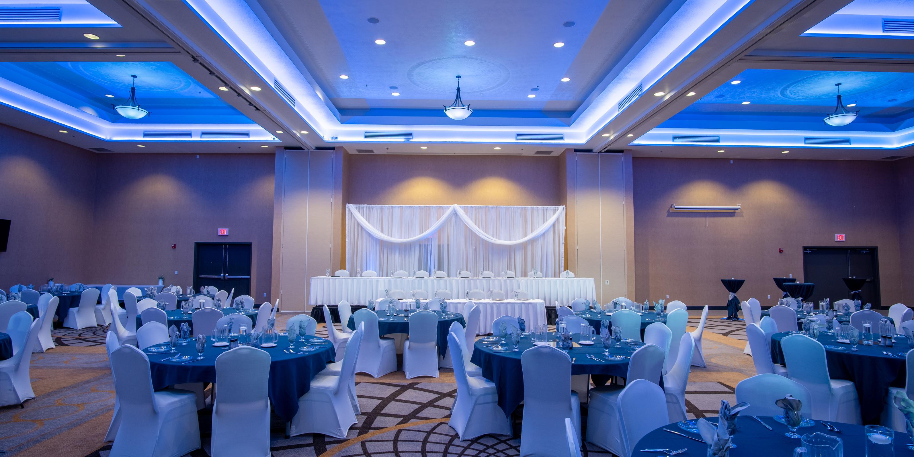 DoubleTree by Hilton West Fargo wedding North Dakota