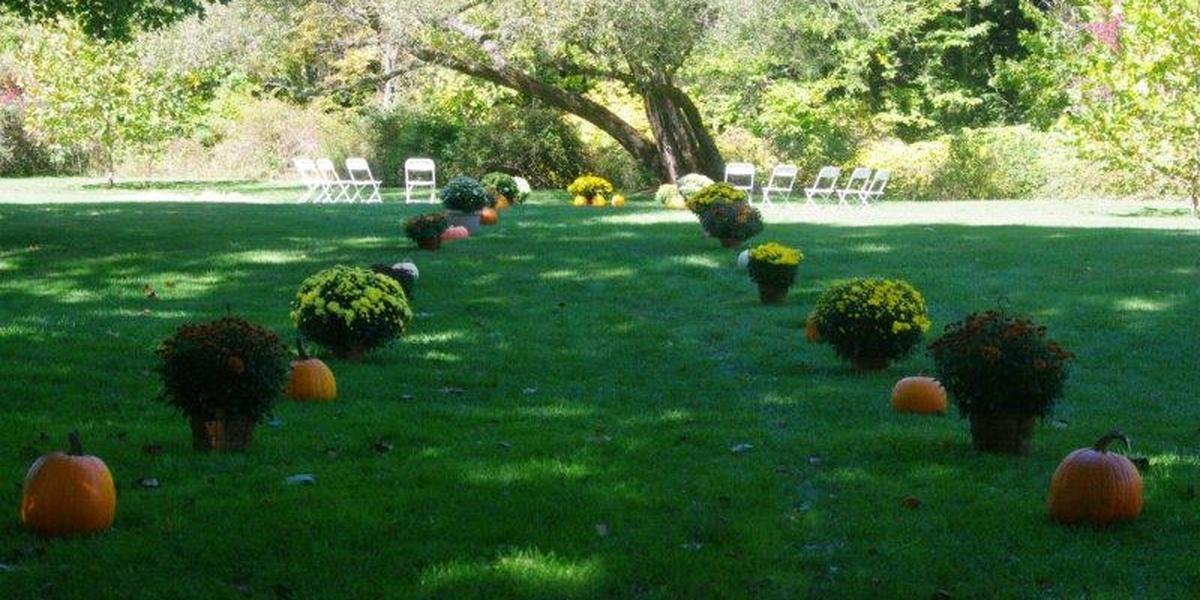 Creekside Grove wedding Lehigh Valley/Poconos