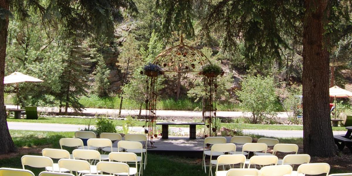 Highland Haven Creekside Inn wedding Denver