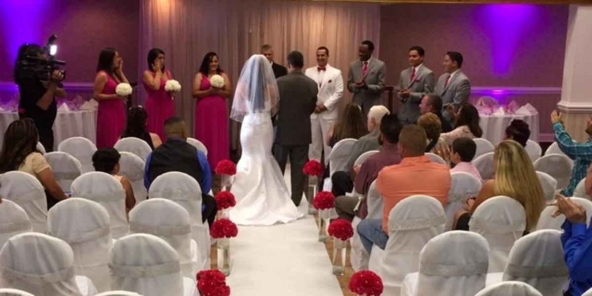 Village Inn Event Center wedding Greensboro/Triad