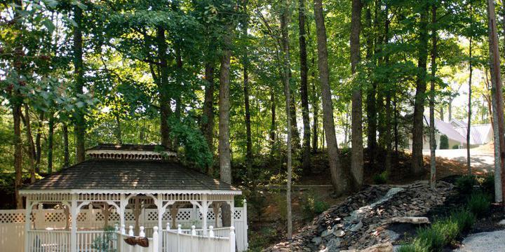 Gatlinburg Wedding Chapel at Honeymoon Hills wedding Gatlinburg