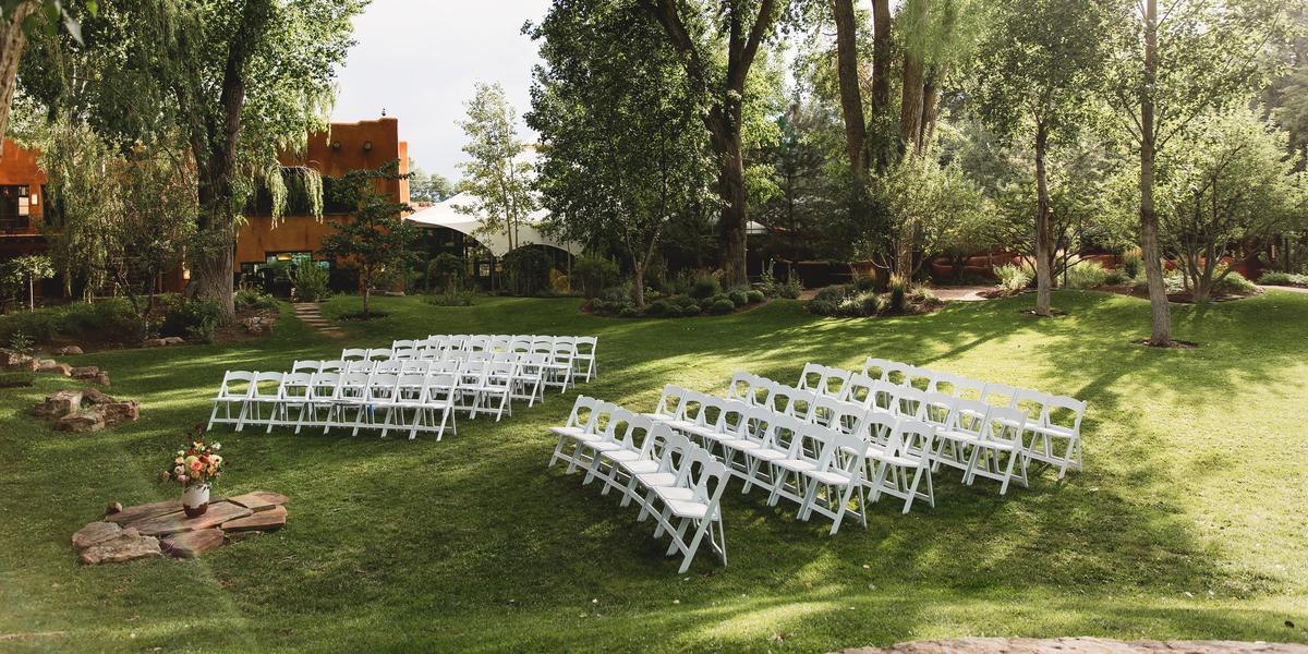 El Monte Sagrado wedding New Mexico