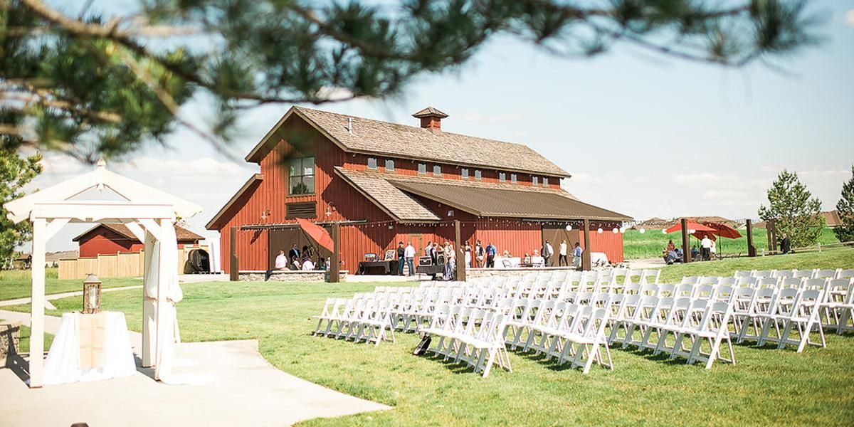 The Big Red Barn at Highland Meadows wedding Boulder/Fort Collins