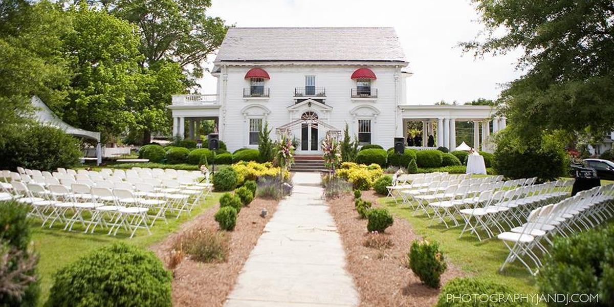 Simply Divine Bed and Breakfast wedding Raleigh/Triangle