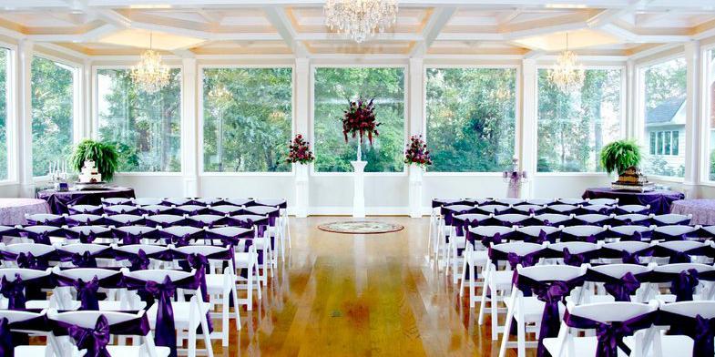 Mountain View Gardens & Ballroom wedding Huntsville