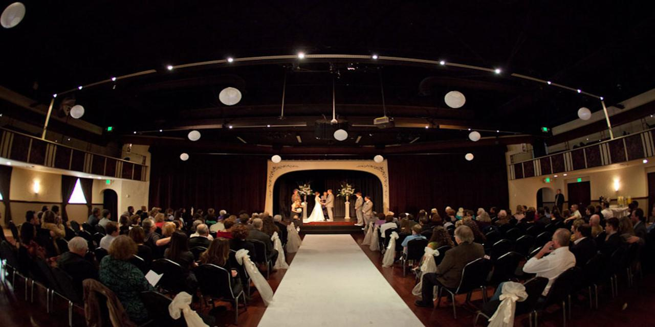 Lincoln Center Spokane wedding Spokane