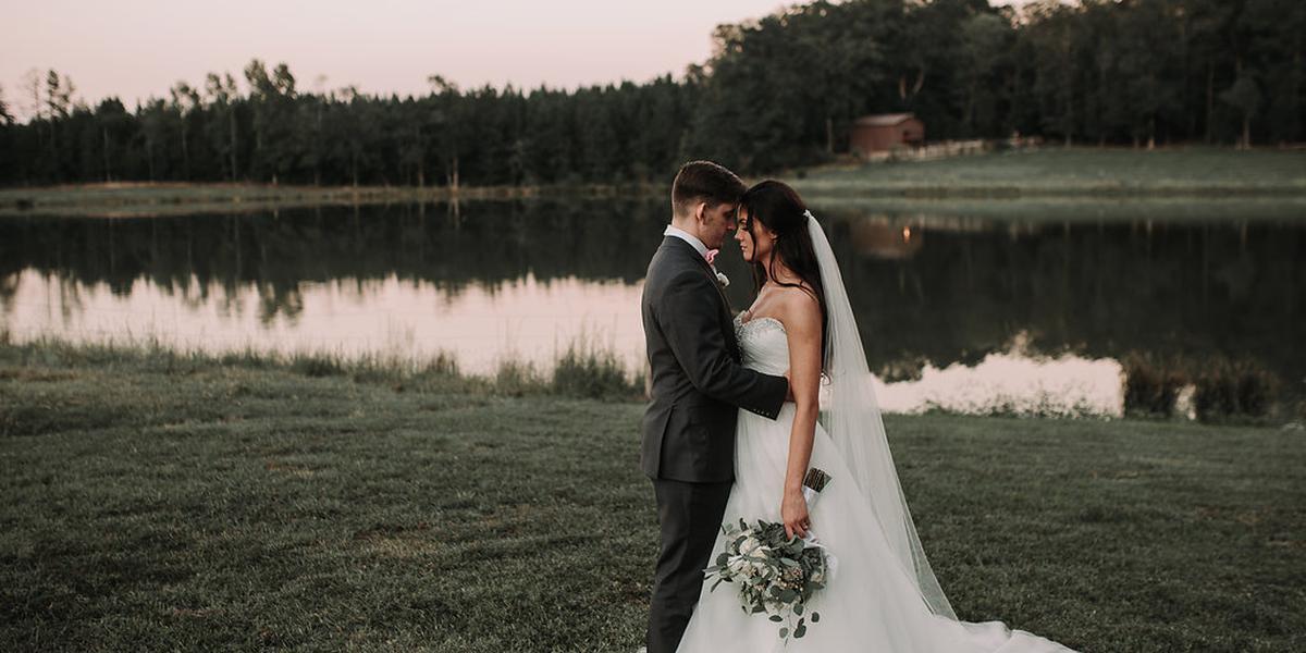 The Oaks Events wedding Charlotte