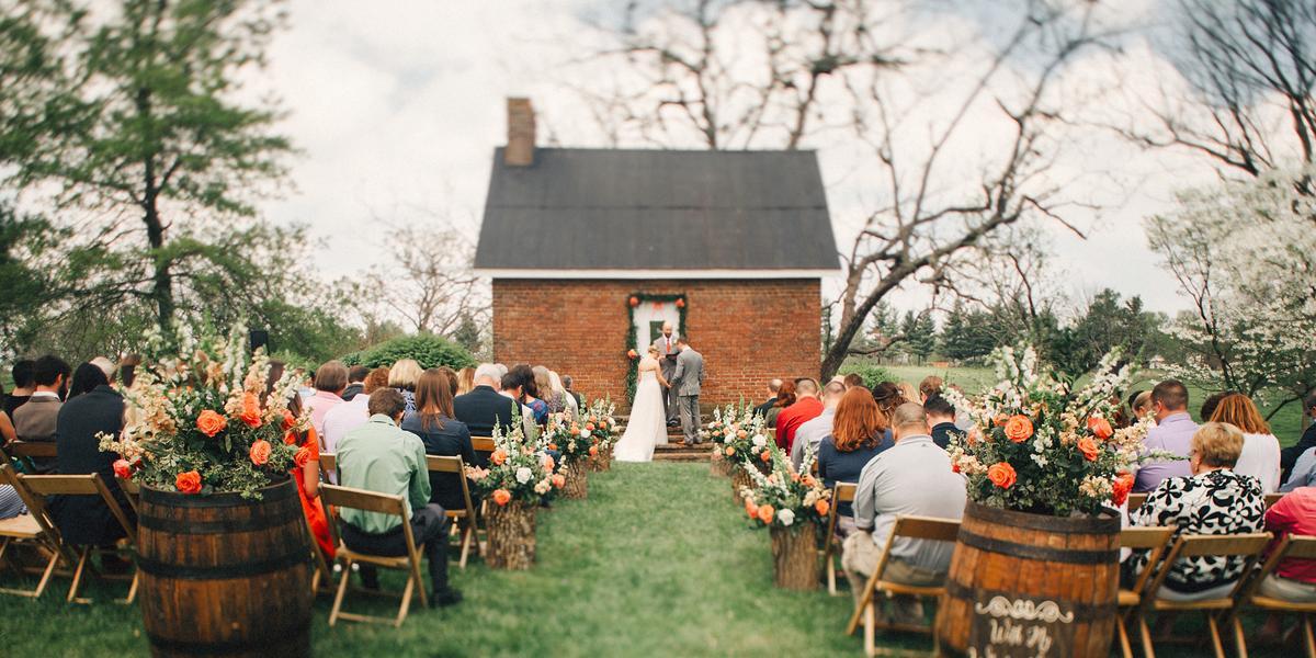 Warrenwood Manor wedding Lexington