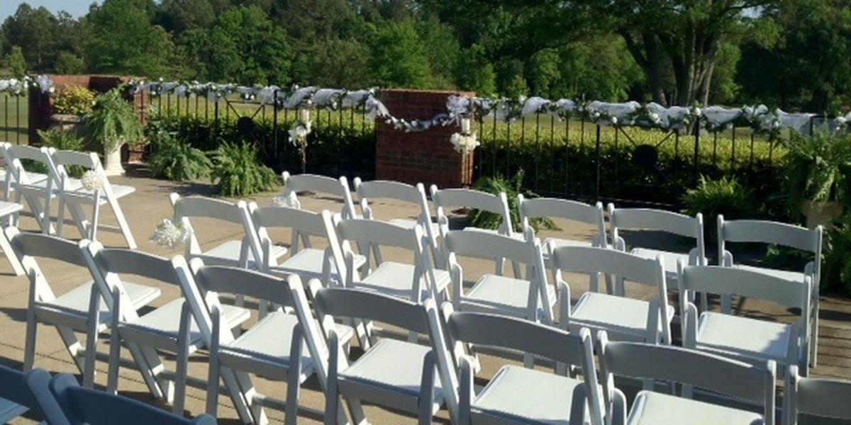 Cabarrus Country Club wedding Charlotte