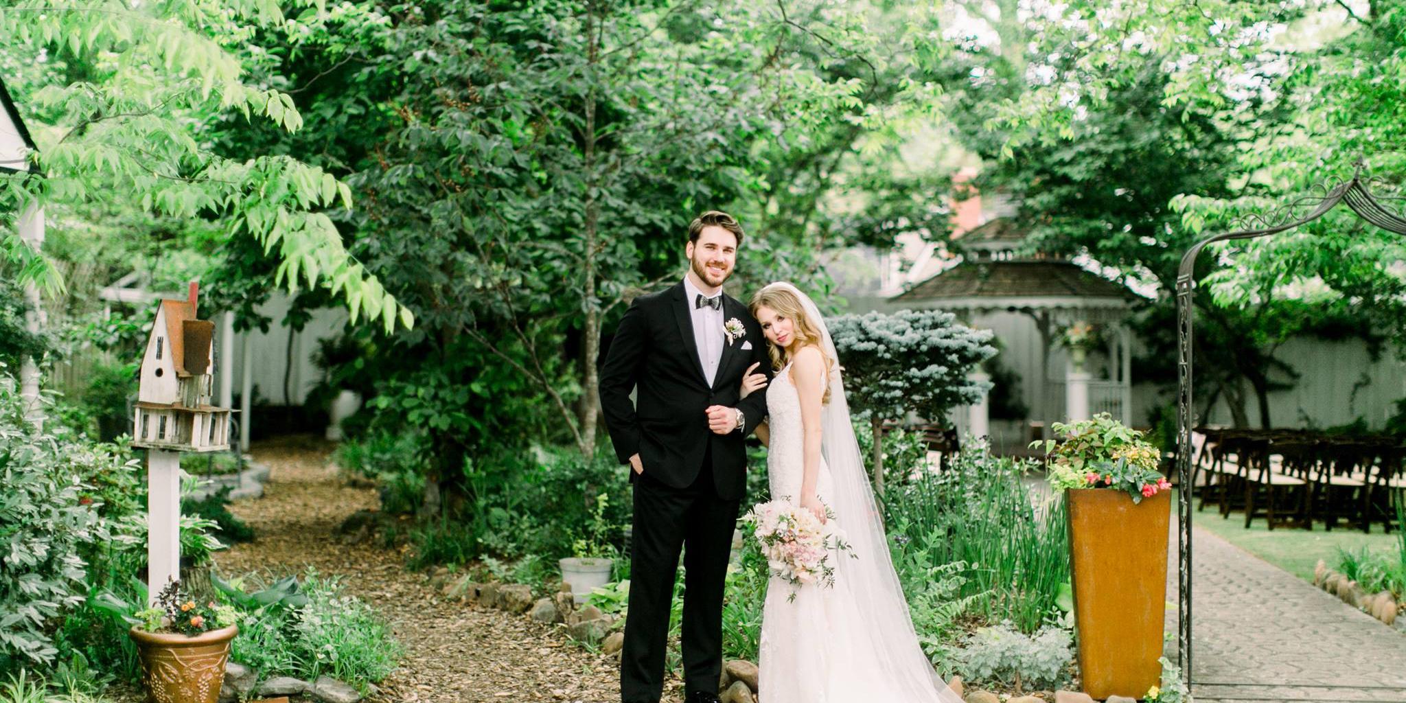Lillian Gardens wedding Atlanta