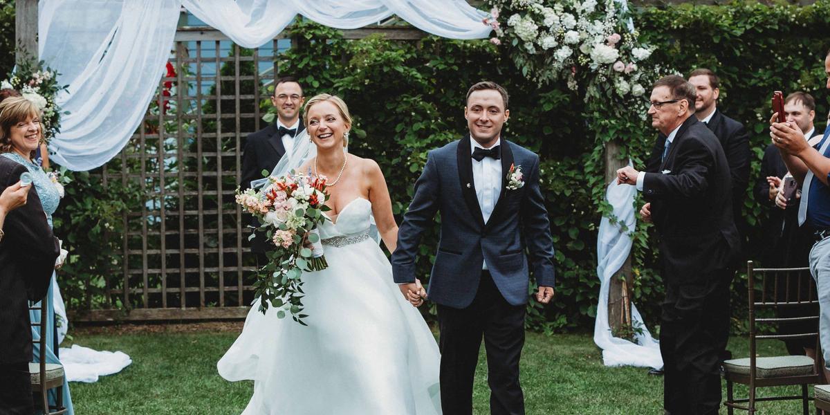 Crissey Farm wedding Western Massachusetts