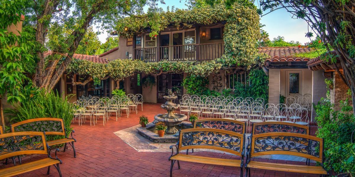 The Hacienda wedding Orange County