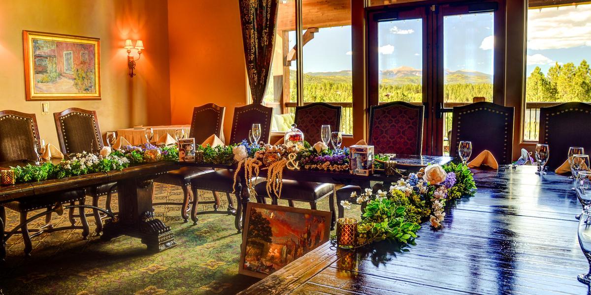 Angel Fire Resort Lodge wedding New Mexico